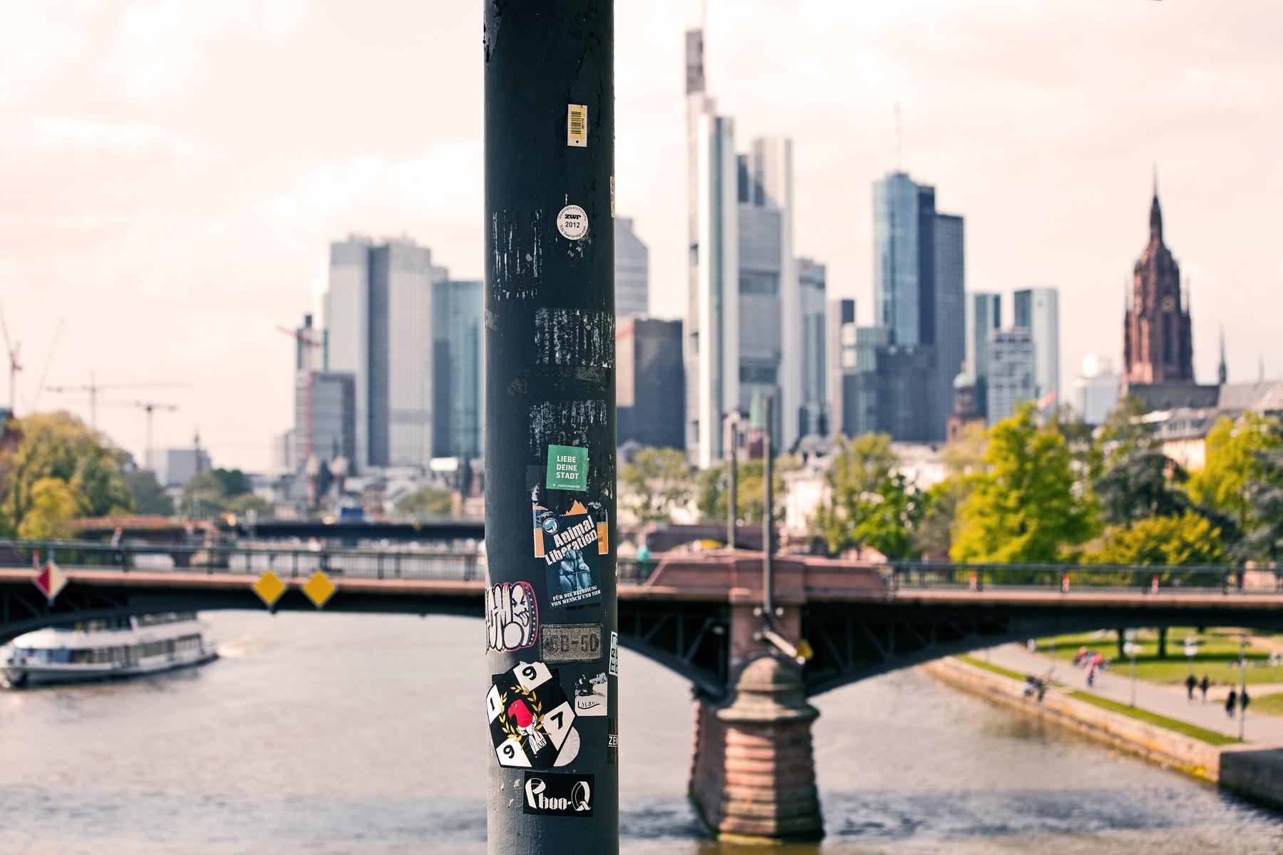 """Ausstellung: """"Stadtgeflüster: main Frankfurt"""""""