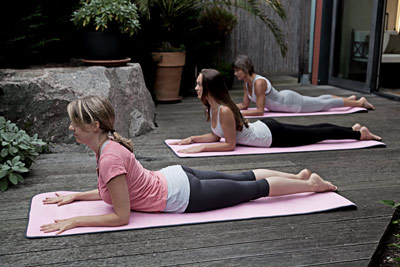 Yogazeiten